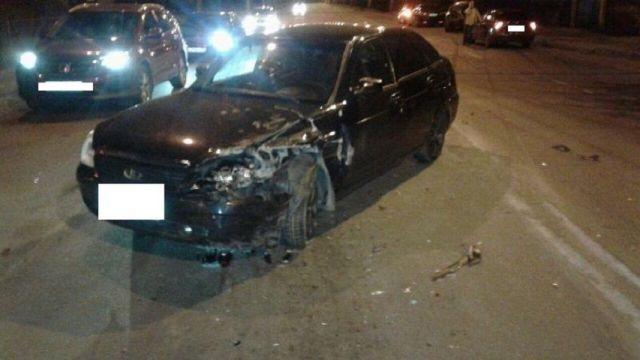 В Ставрополе лишённый прав водитель спровоцировал тройное ДТП