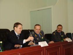В Ставрополе прошло совещание следственных подразделений краевого ГУВД