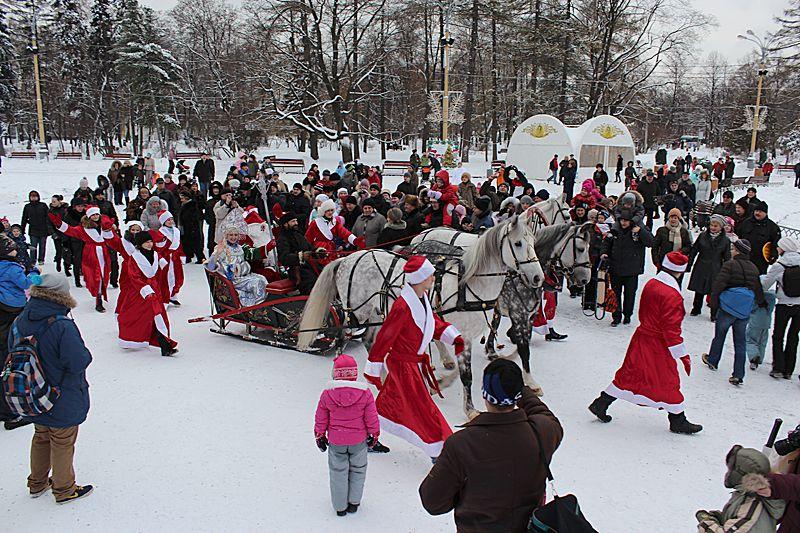 На Ставрополье Рождество Христово отметят народными гуляниями