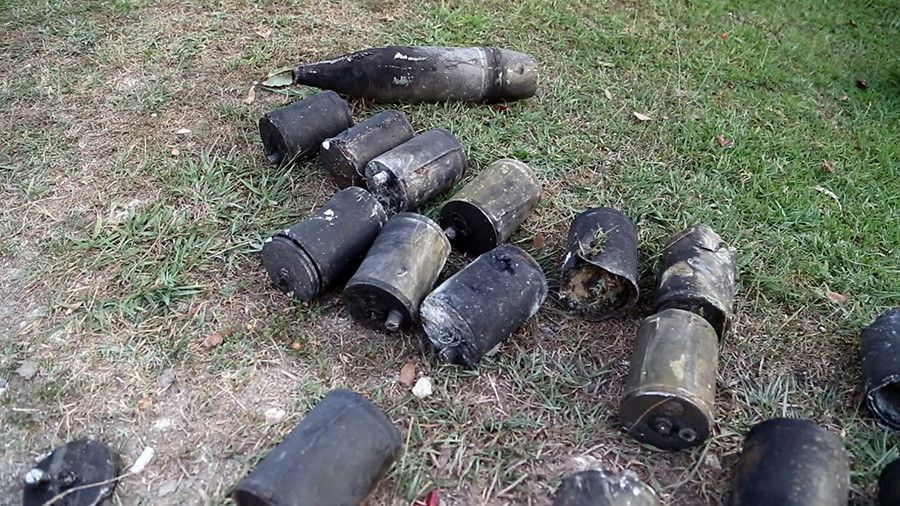 При взрывах в Абхазии пострадала жительница Ставрополя