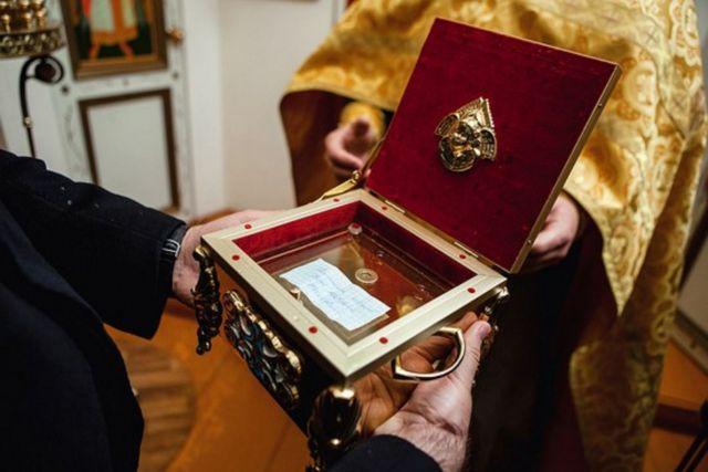 В Михайловск прибудет ковчег с частицей мощей святой Матроны Московской