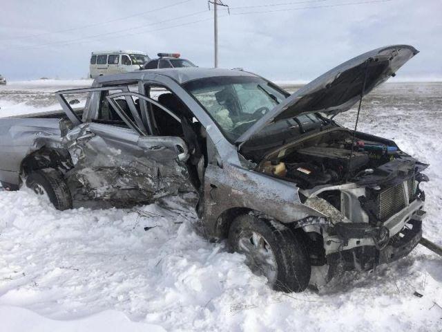 В лобовом ДТП в Шпаковском районе погиб пассажир