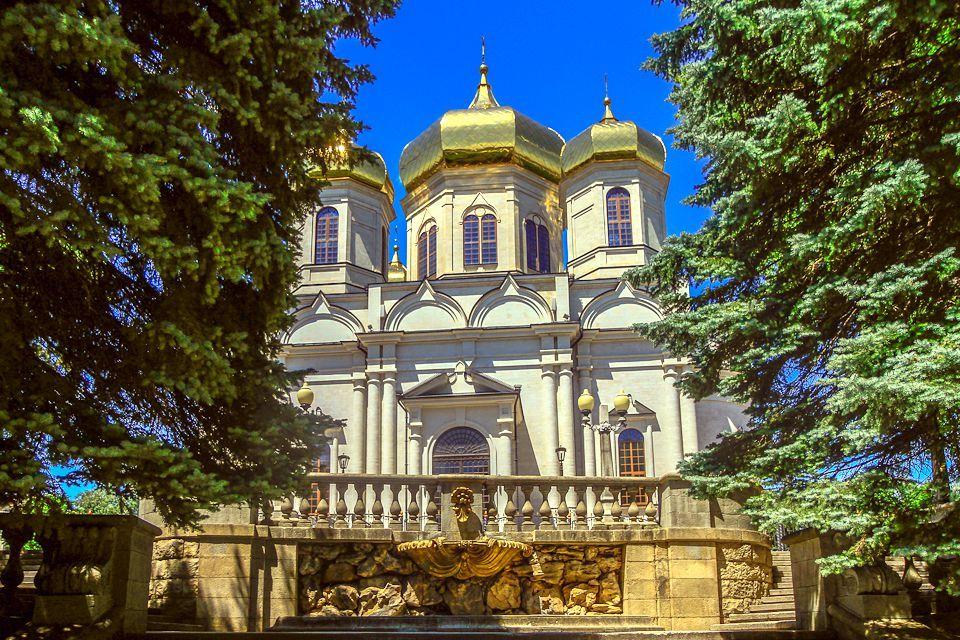 ВСтаврополь направославную выставку-ярмарку доставят святыни