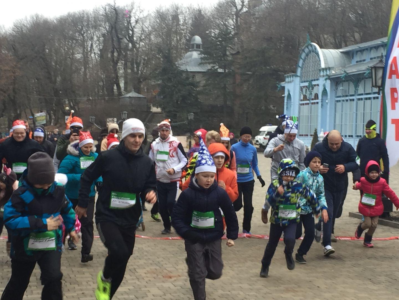 Ставропольцы начали новый год со спорта