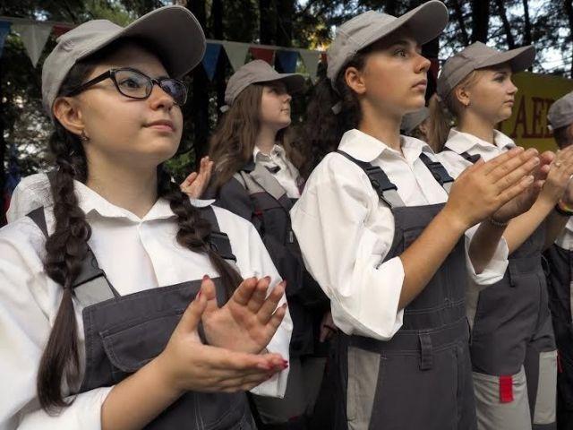 На Ставрополье стартовал 48-й слёт ученических производственных бригад
