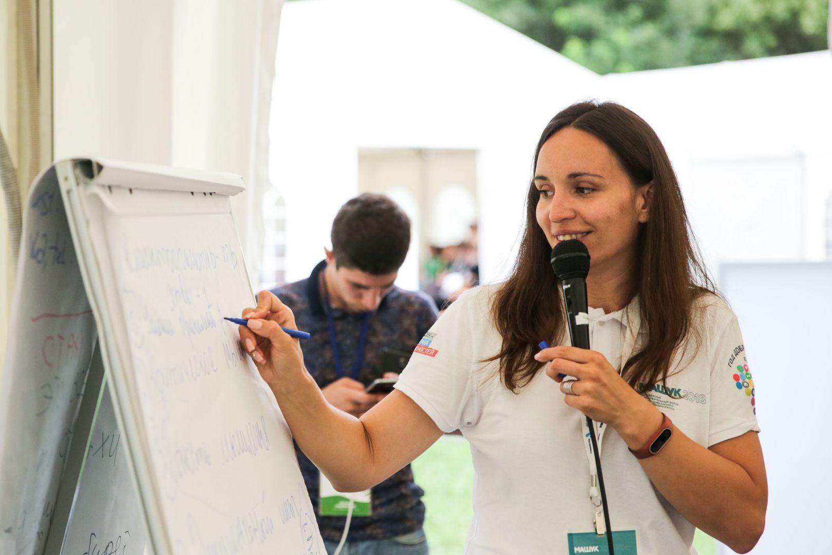 На Ставрополье завершена двухнедельная образовательная программа форума «Машук-2018»