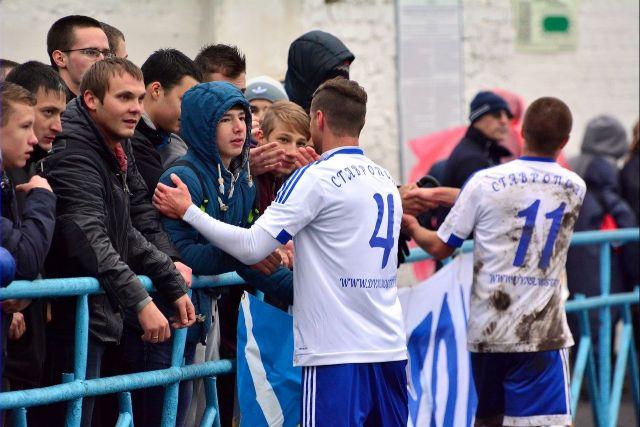 «Динамо» рассчитывает провести краевое дерби с «Машуком» в Ставрополе