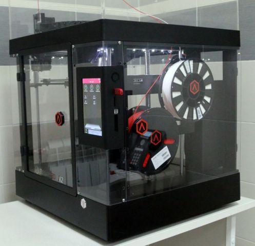 В Ставропольском медуниверситете на 3D-принтере будут создавать протезы