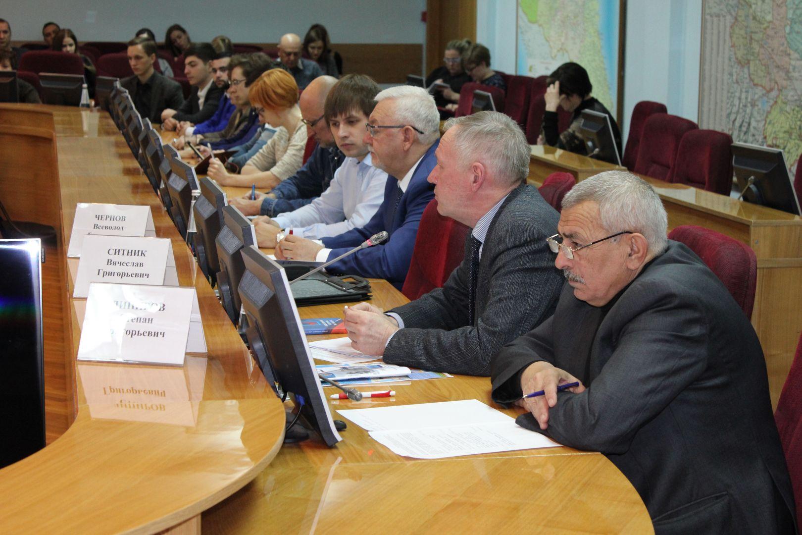 На Ставрополье прошёл семинар для наблюдателей за выборами