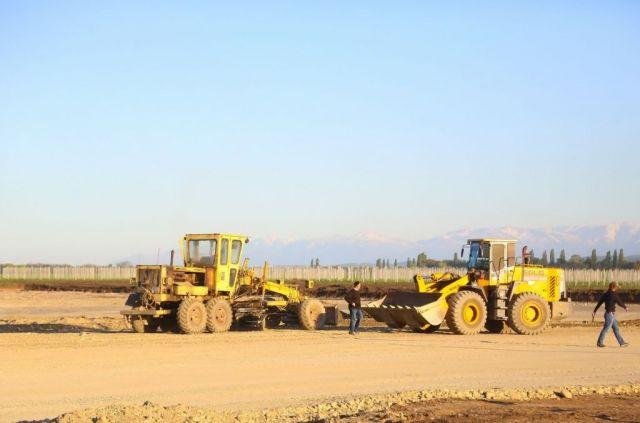 В СКФО приступили к строительству крупного оптово-распределительного центра
