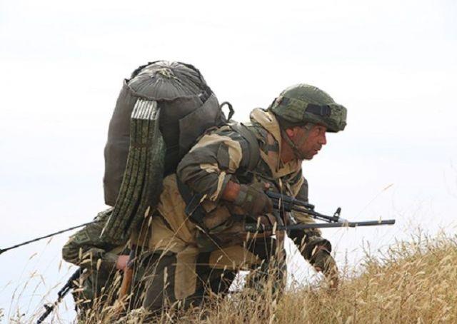 В Ставропольском крае разведчики на бронеавтомобилях «Тигр» уничтожили отряды условного противника