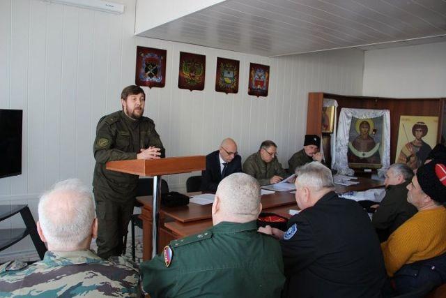 Атаман Терского казачьего войска Александр Журавский ушёл в отставку