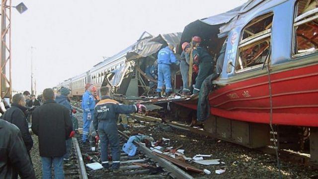 5декабря— трагическая годовщина теракта впоезде «Кисловодск-Минеральные Воды»