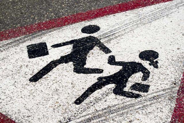 В Ставрополе под колёса автомобиля попал ребёнок