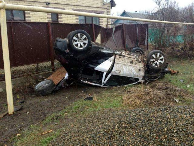 В Михайловске водитель-лихач сбил насмерть пешехода