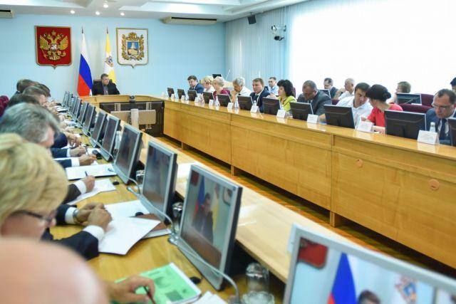 Глава Ставрополья поручил усилить контроль в сфере организации торгов