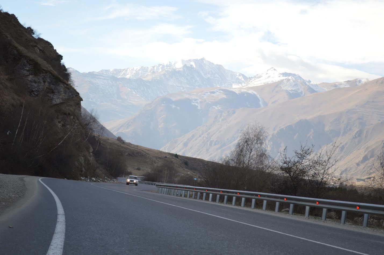 В СКФО в 2016 году отремонтировано более 330 км федеральных автодорог