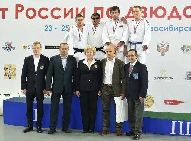 Ставропольский спортсмен стал призёром чемпионата России по дзюдо