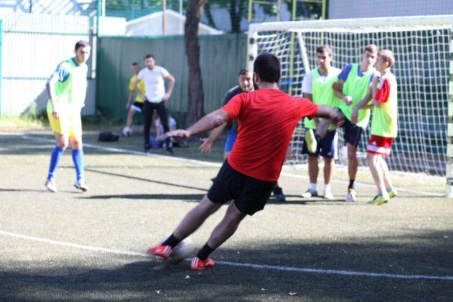 Ставропольцев приглашают на матчи Лиги Дворового футбола