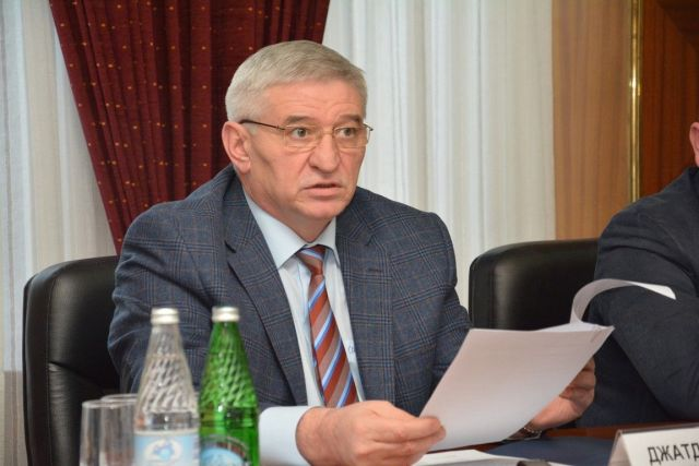 В Ставрополе главой города избрали Андрея Джатдоева