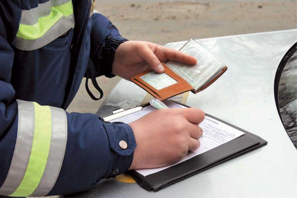 На Ставрополье сотрудники ГИБДД выявили «липовые» водительские права