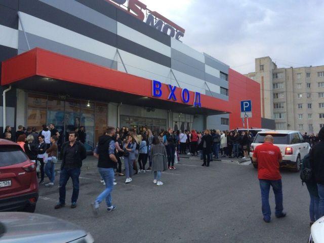В одном из ТЦ Ставрополя провели эвакуацию
