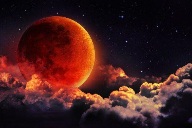 Жители Ставрополья 7 августа увидят лунное затмение
