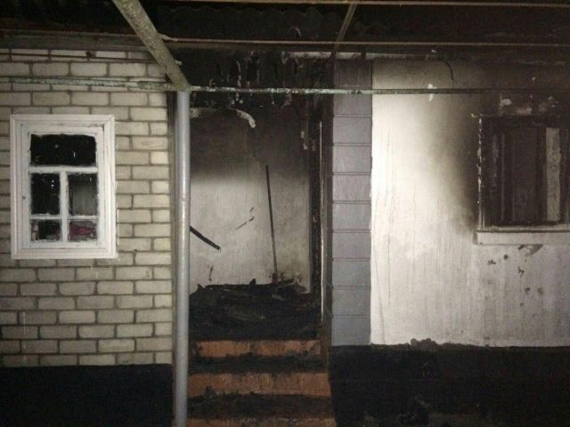 На Ставрополье во время пожара погибла маленькая девочка