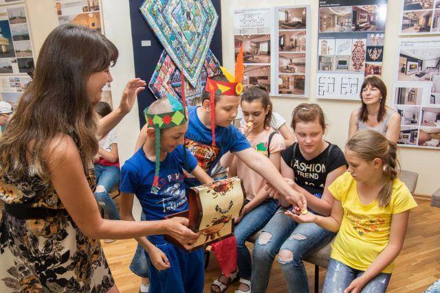 В ставропольском краевом изомузее отметили День шоколада
