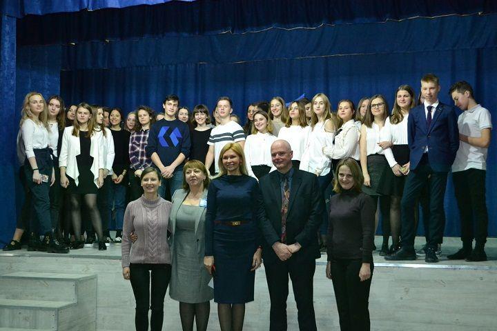 В Ставрополе школьники из Словении попробуют «на вкус» российское образование