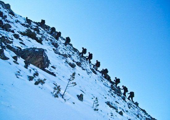 На Северном Кавказе впервые пройдут состязания на лучшее высокогорное подразделение ВС РФ
