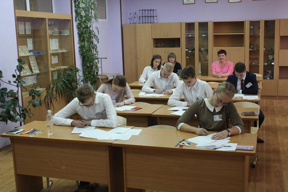 ВКостроме подвели результаты первого этапа предметных олимпиад среди школьников