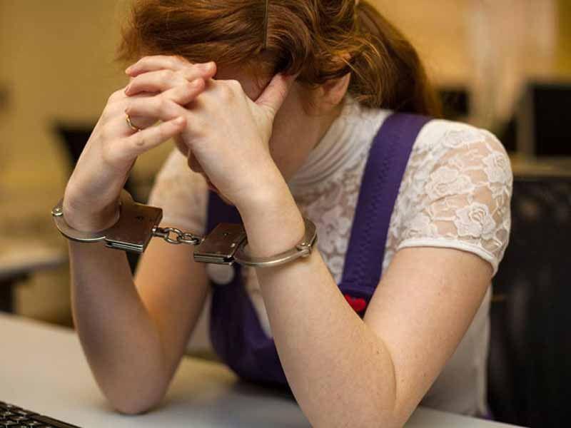 Молодая ставропольчанка вовлекла 15-летнюю школьницу взанятия проституцией