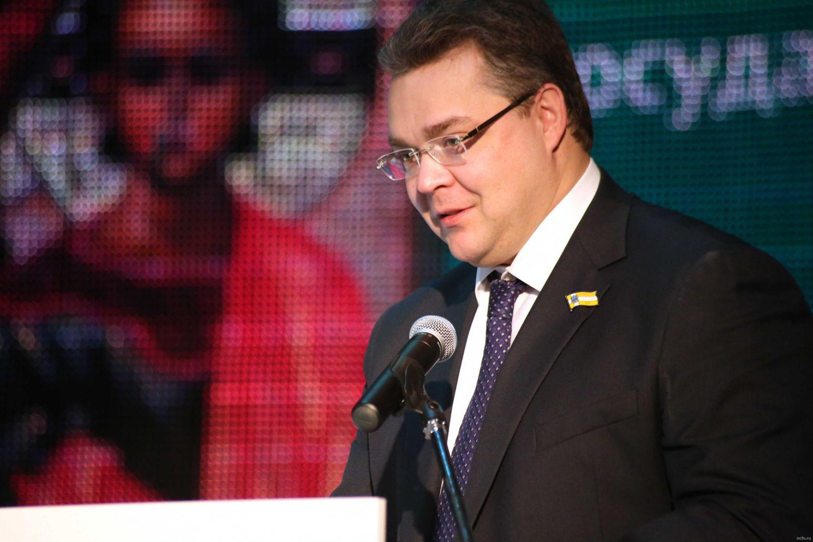 Губернатор Ставрополья поздравил работников прокуратуры региона