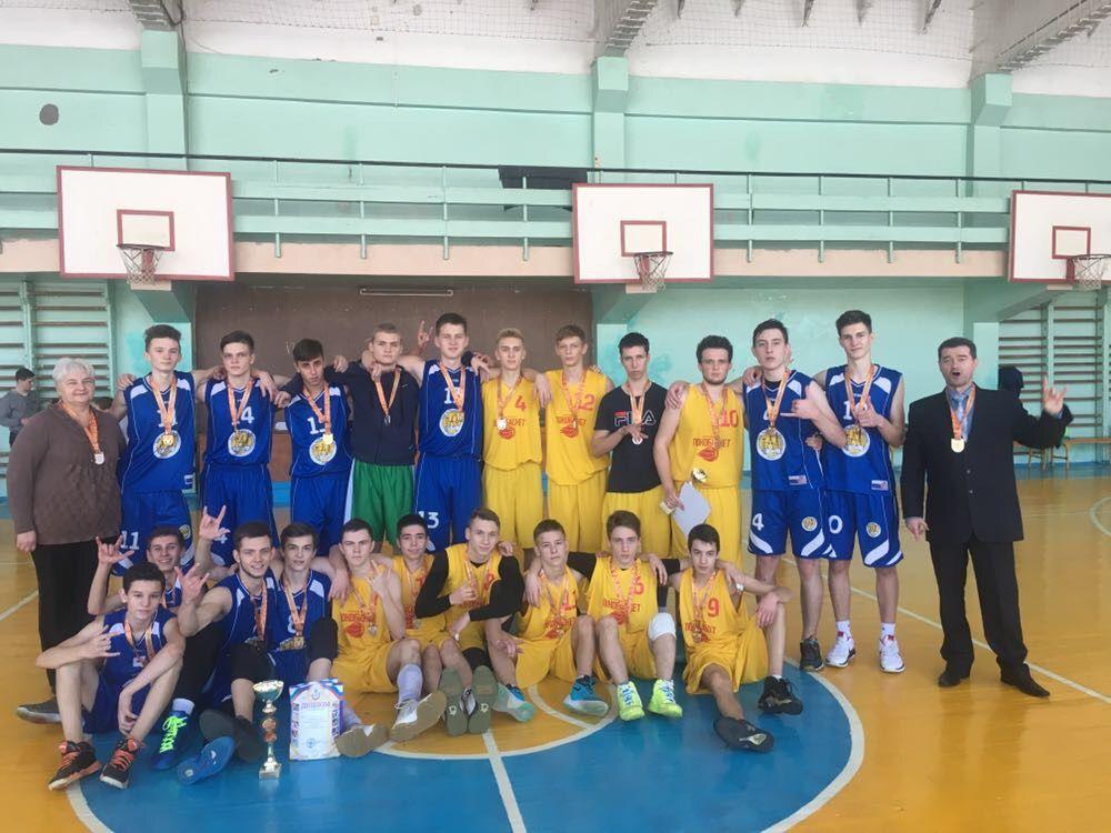 Две медали привезли ставропольские баскетболисты из Ессентуков