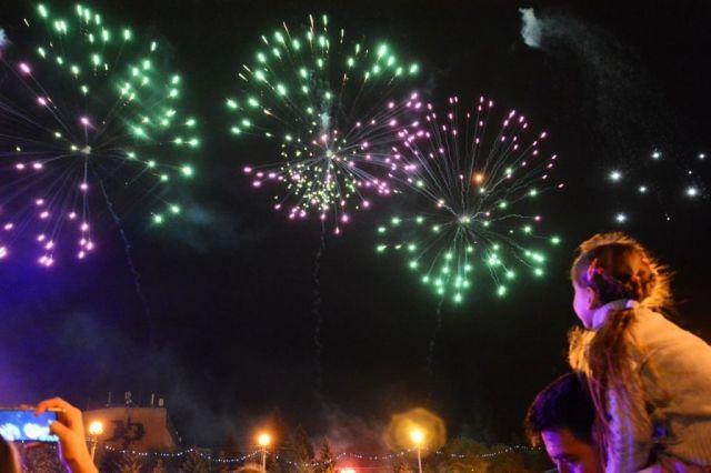 В праздновании Дня Ставрополья поучаствовали 190 тысяч горожан