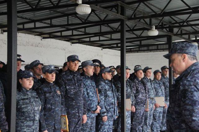 Начальник регионального ГУ МВД посетил федеральный контрольно-пропускной пункт «Ищерское»