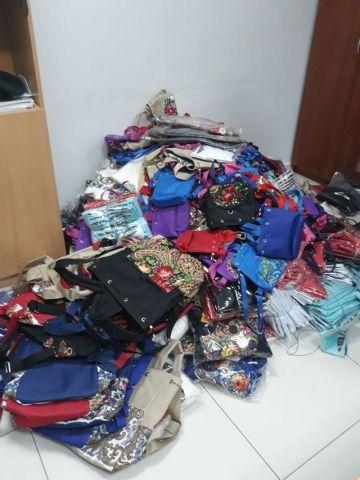 Ставропольчанка незаконно везла в Дубай российские товары
