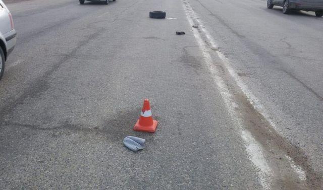 В Ставропольском крае водитель-лихач сбил пешехода