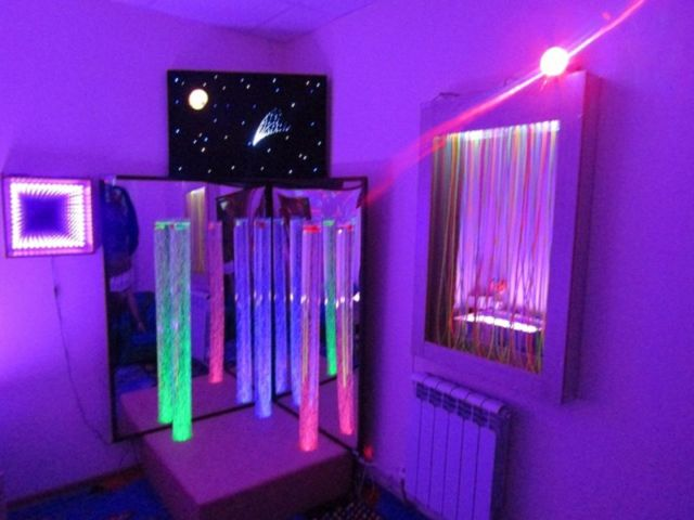 Центры соцобслуживания Ставрополья открывают сенсорные комнаты