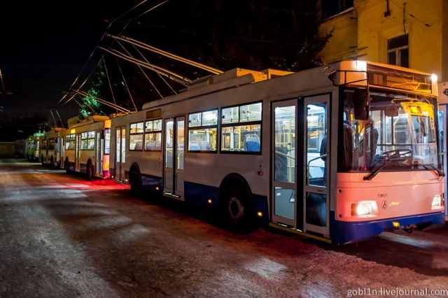 В Ставрополе в новогоднюю ночь будет работать общественный транспорт
