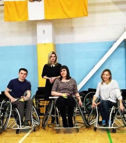 В Ставрополе спортсмены с ограниченными возможностями здоровья получили коляски