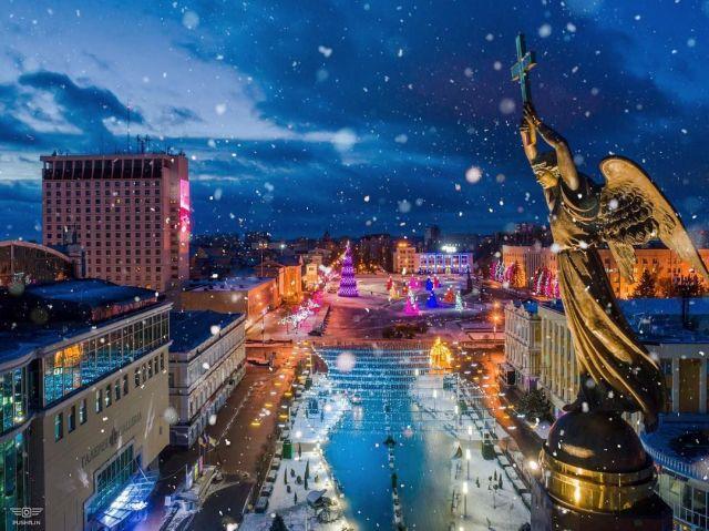 В краевом центре объявили итоги фотоконкурса «Новогодний Ставрополь»
