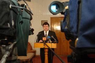 Губернатор оспаривает законность избрания руководства Госдумы