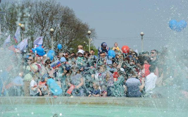В Ставропольском крае открыт сезон фонтанов