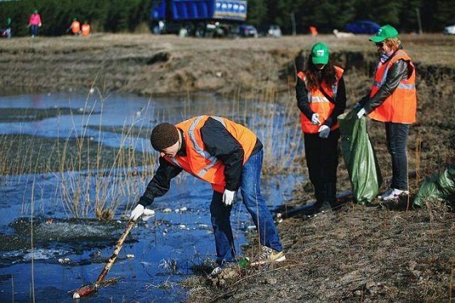 Первый экологический субботник на Ставрополье запланирован на 31 марта