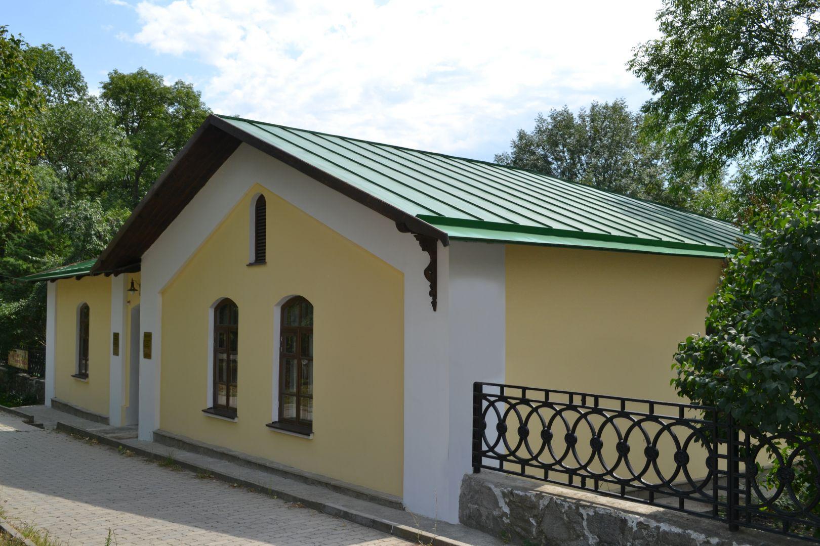 Железноводский музей Льва Толстого претендует напремию «Хрустальный компас»
