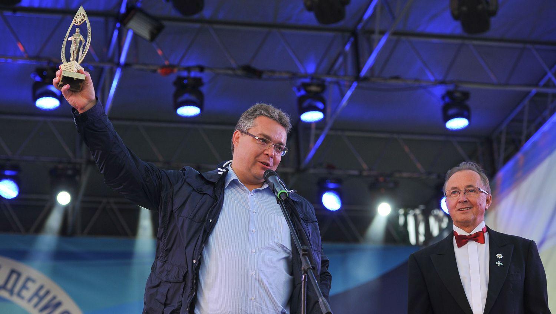 ВСтаврополе пройдет церемония закрытия славянского форума искусств «Золотой витязь»