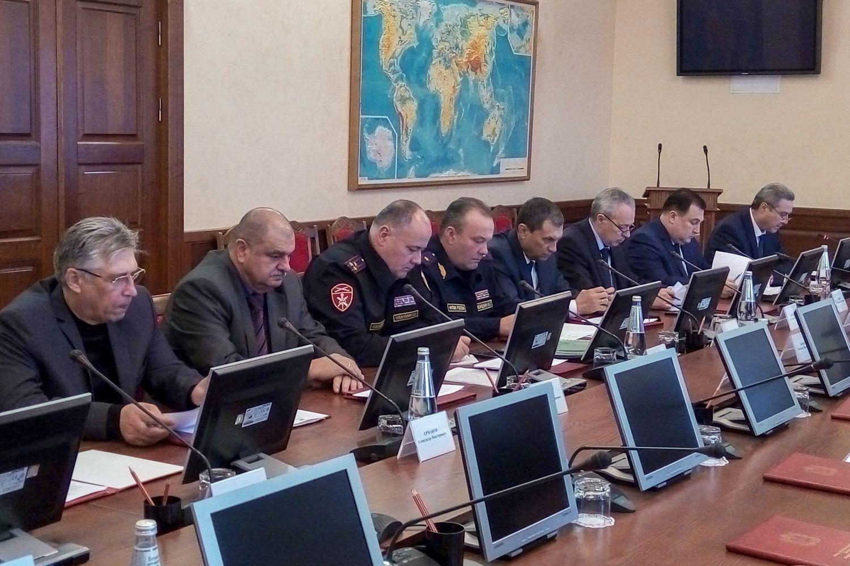 Губернатор Владимиров провёл совещание АТК по задачам подготовки кЧМ