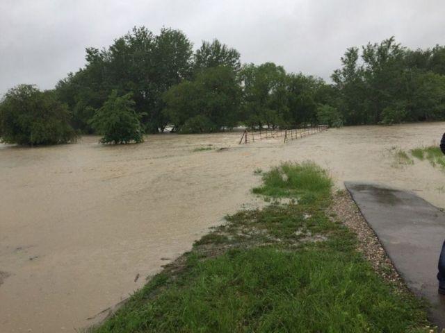 Жителей Минераловодского округа эвакуируют из-за подъёма уровня воды